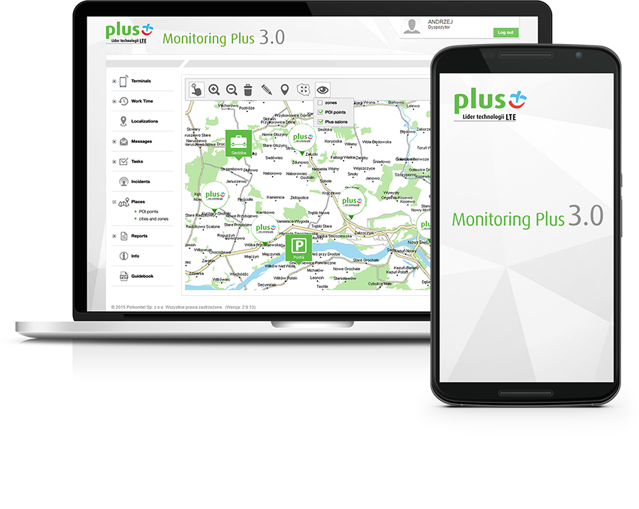monitoring plus
